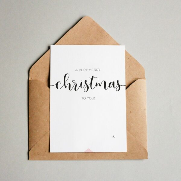 A very merry christmas to you EA Design