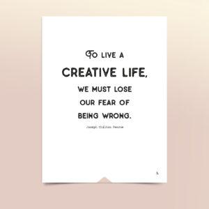 EA-Design-To-Live-a-Creative-Life-Art-Print