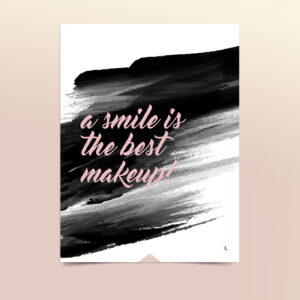 EA-Design-a-smile-is-the-best-makeup-kort